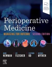 cover image - Perioperative Medicine,2nd Edition