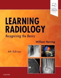 cover image - Learning Radiology,4th Edition