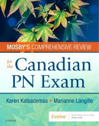 cover image - Mosby's Comprehensive Review for the Canadian PN Exam - Elsevier eBook on VitalSource