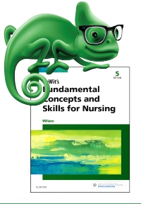cover image - Elsevier Adaptive Quizzing for Fundamental Concepts and Skills for Nursing,5th Edition