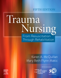 cover image - Trauma Nursing,5th Edition