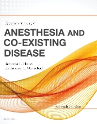 cover image - Evolve Resources for Stoelting's Anesthesia and Co-Existing Disease,7th Edition