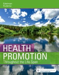 cover image - Health Promotion Throughout the Life Span,9th Edition