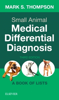 cover image - Small Animal Medical Differential Diagnosis Elsevier eBook on VitalSource,3rd Edition