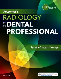 cover image - Evolve Resources for Frommer's Radiology for the Dental Professional,10th Edition