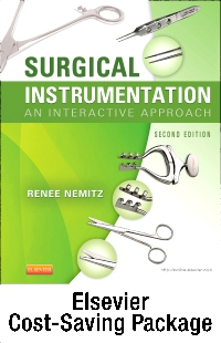 cover image - Surgical Instrumentation - Elsevier eBook on VitalSource + Evolve Retail Access Cards,2nd Edition