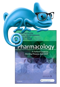 cover image - Elsevier Adaptive Learning for Pharmacology,9th Edition