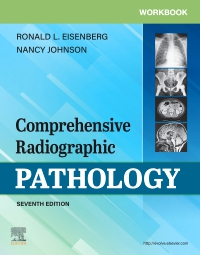 cover image - Workbook for Comprehensive Radiographic Pathology Elsevier eBook on VitalSource,7th Edition
