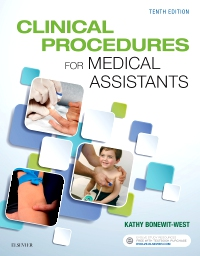 cover image - Evolve Resources for Clinical Procedures for Medical Assistants,10th Edition