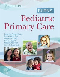 cover image - Burns' Pediatric Primary Care,7th Edition
