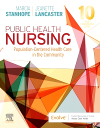 cover image - Public Health Nursing,10th Edition