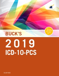 cover image - Buck's 2019 ICD-10-PCS