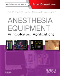 cover image - Anesthesia Equipment - Elsevier eBook on VitalSource,2nd Edition