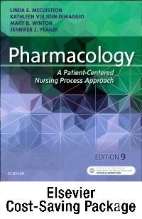 cover image - Pharmacology Online for Pharmacology (Retail Access Card and Textbook Package),9th Edition