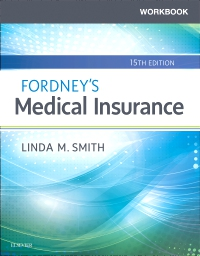 cover image - Workbook for Insurance Handbook for the Medical Office,15th Edition