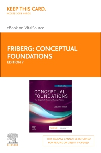 cover image - Conceptual Foundations Elsevier eBook on VitalSource (Retail Access Card),7th Edition
