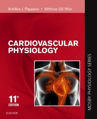 cover image - Cardiovascular Physiology - Elsevier eBook on VitalSource,11th Edition