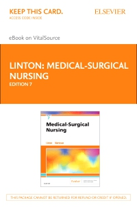 cover image - Medical-Surgical Nursing Elsevier eBook on VitalSource (Retail Access Card),7th Edition