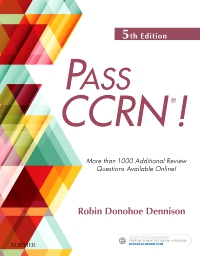 cover image - Evolve Resources for PASS CCRN®!,5th Edition