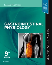 cover image - Gastrointestinal Physiology,9th Edition