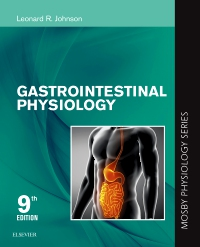 cover image - Gastrointestinal Physiology Elsevier eBook on VitalSource,9th Edition