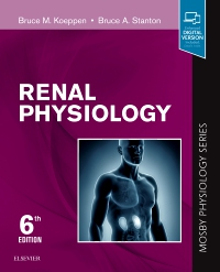 cover image - Renal Physiology,6th Edition