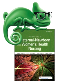 cover image - Elsevier Adaptive Quizzing for Foundations of Maternal-Newborn and Women's Health Nursing,7th Edition