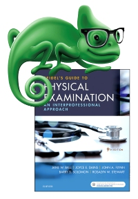 cover image - Elsevier Adaptive Quizzing for Seidel's Guide to Physical Examination,9th Edition