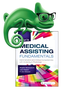 cover image - Elsevier Adaptive Quizzing for Kinn's Medical Assisting Fundamentals