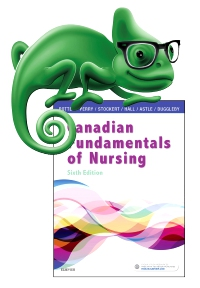 cover image - Elsevier Adaptive Quizzing for Canadian Fundamentals of Nursing,6th Edition
