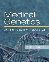 cover image - Evolve Resources for Medical Genetics,6th Edition