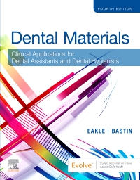 cover image - Dental Materials,4th Edition