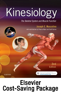 cover image - Kinesiology - Elsevier eBook on VitalSource + Evolve (Retail Access Cards),3rd Edition
