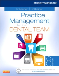 cover image - Student Workbook for Practice Management for the Dental Team - Elsevier eBook on VitalSource,8th Edition