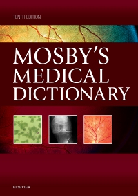 cover image - Mosby's Medical Dictionary - Elsevier eBook on VitalSource,10th Edition