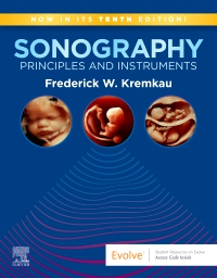 cover image - Sonography Principles and Instruments Elsevier eBook on VitalSource,10th Edition