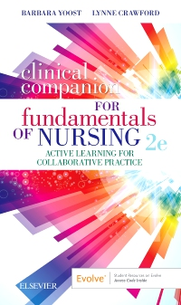 cover image - Clinical Companion for Fundamentals of Nursing Elsevier eBook on VitalSource,2nd Edition