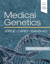 cover image - Medical Genetics,6th Edition