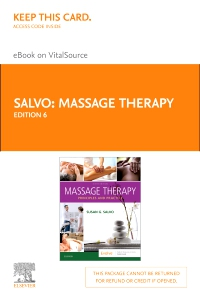 cover image - Massage Therapy Elsevier eBook on VitalSource (Retail Access Card),6th Edition