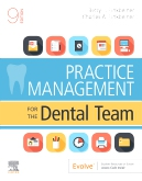cover image - Practice Management for the Dental Team,9th Edition
