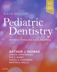cover image - Pediatric Dentistry,6th Edition