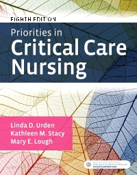 cover image - Evolve Resources for Priorities in Critical Care Nursing,8th Edition