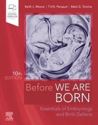 cover image - Evolve Resources for Before We Are Born,10th Edition