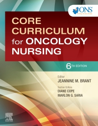 cover image - Core Curriculum for Oncology Nursing Elsevier eBook on VitalSource,6th Edition