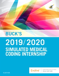 cover image - Buck's Simulated Medical Coding Internship 2019/2020 Edition