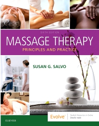 cover image - Evolve Resources for Massage Therapy,6th Edition
