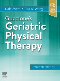 cover image - Guccione's Geriatric Physical Therapy,4th Edition