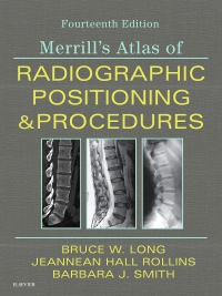 cover image - Evolve Resources for Merrill's Atlas of Radiographic Positioning and Procedures,14th Edition