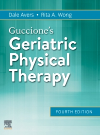 cover image - Evolve Resources for Guccione's Geriatric Physical Therapy,4th Edition
