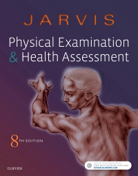 cover image - Evolve Resources for Physical Examination and Health Assessment,8th Edition